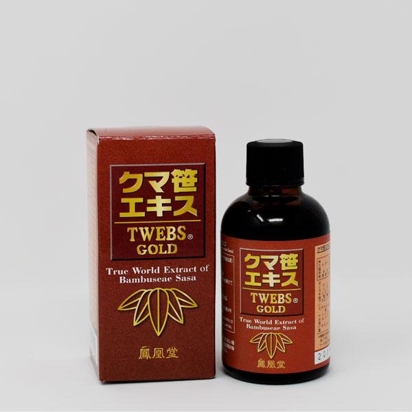 TWEBS GOLDクマ笹エキス 80g