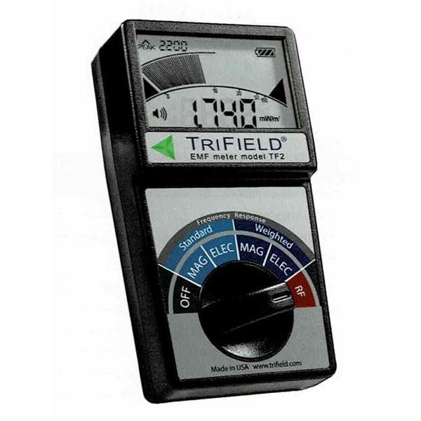 電磁波測定器 デジタル トリフィールドメーター TF2
