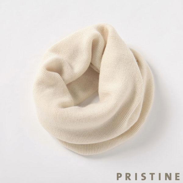 プリスティン/PRISTINE オーガニックコットン カシミヤコットン5Wayウォーマー フリーサイズ