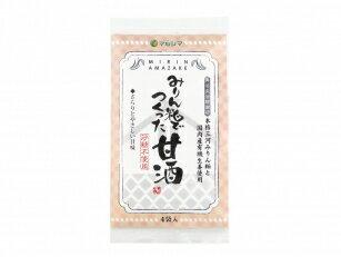 马西麻味醂缘故由甜 72 g (18 g x 4)
