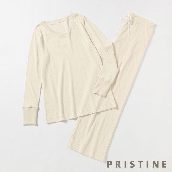 プリスティン エアニットパジャマ Mサイズ