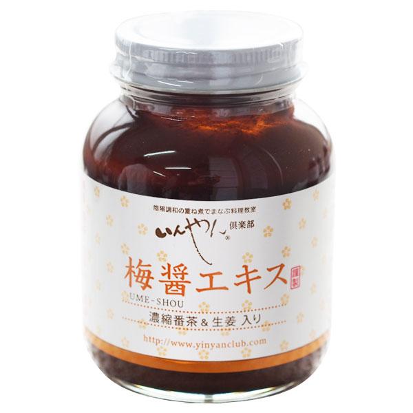 加浓粗茶/生姜入梅醤抽出物260g