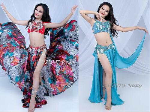 【スーパーSALE】【10% OFF】キッズ 子供用 オリエンタル衣装 豪華 2タイプ (中国製)RT511 *海外お取り寄せアイテム