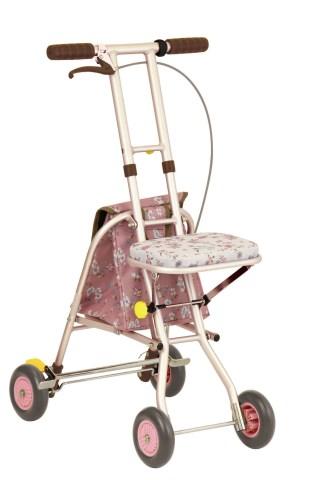 [シルバーカー] 幸和製作所 プチカ SICP01‐PK(折り畳み 軽量)【送料無料】