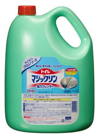 花王 プロシリーズトイレマジックリン 4.5kg×12個セット [トイレマジックリン 洗剤 トイレ用]【送料無料】