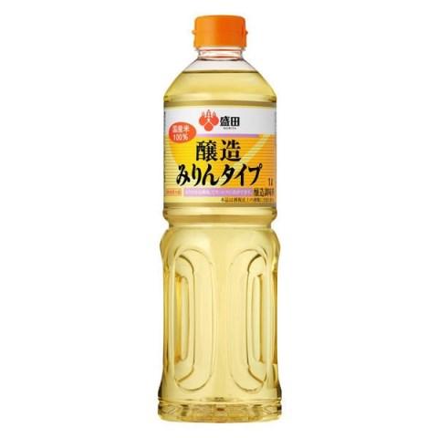 盛田 醸造みりんタイプ 1L 醸造みりん 賞味期限:2022.7.8 在庫限り 受注生産品 SALE
