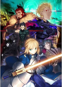 【中古】『Fate/Zero』 Blu-ray Disc Box&/ANZX-9431-9441【中古BD】
