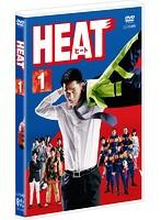 【中古】●HEAT 全5巻セット s8097/TCED-2882-2886【中古DVDレンタル専用】