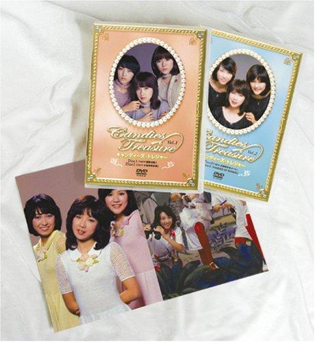 【中古】キャンディーズ・トレジャー/キャンディーズ/MHBL-1071-74【中古DVD】