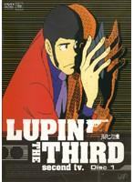 【中古】LUPIN THE THIRD second tv. (25巻抜け) 計25巻セット s15908【レンタル専用DVD】