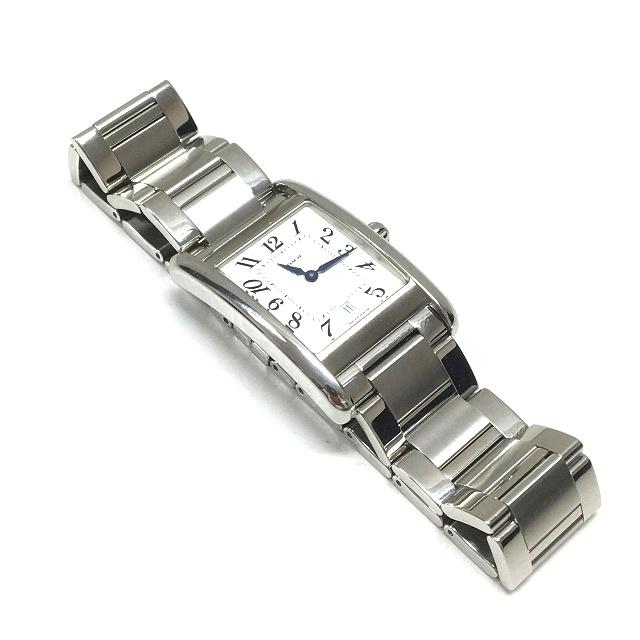 コーチ COACH W502B クオーツ 腕時計 ウォッチ シルバー 銀 ジャンク SSAW レディース 【中古】【ベクトル 古着】 180430 VECTOR×Refine