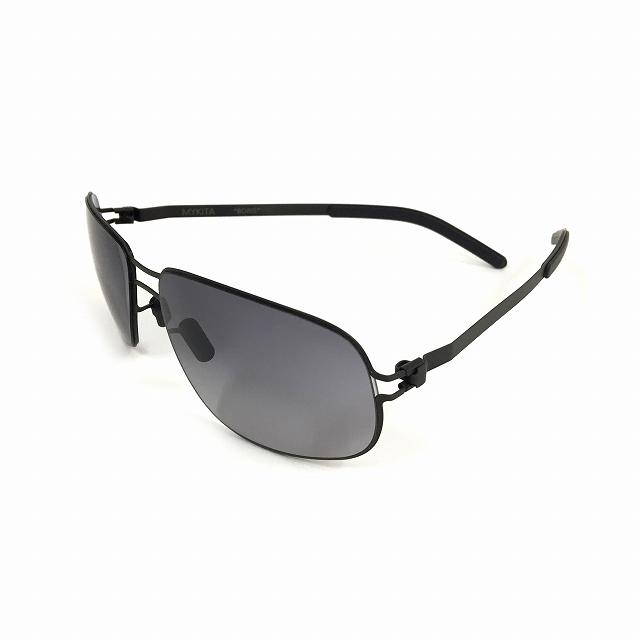 マイキータ MYKITA 1SUN BORIS サングラス 眼鏡 黒 ブラック BLACK GRADIENT メンズ 【中古】【ベクトル 古着】 180728 VECTOR×Refine