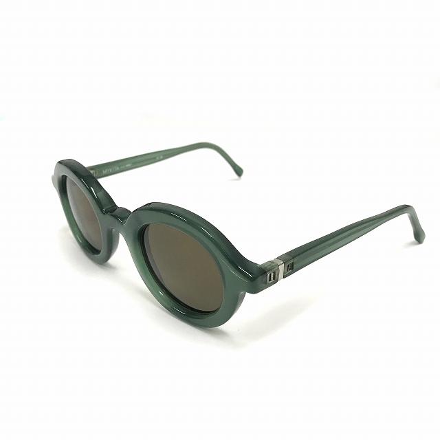 マイキータ MYKITA 2SUN EMIL サングラス 眼鏡 MISTYGREEN BLACK SOLID col.707 メンズ 【中古】【ベクトル 古着】 180731 VECTOR×Refine