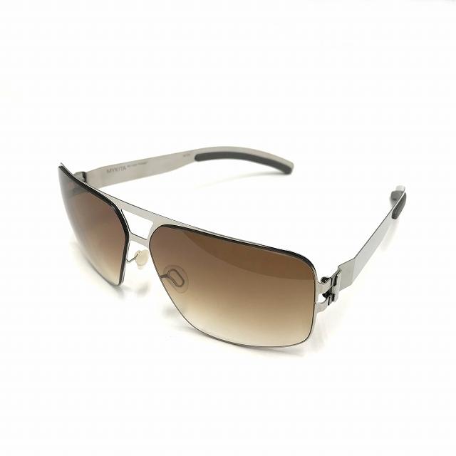 マイキータ MYKITA 1SUN TYRON サングラス 眼鏡 SHINYSILVER GRADIENT col.051 メンズ 【中古】【ベクトル 古着】 180731 VECTOR×Refine