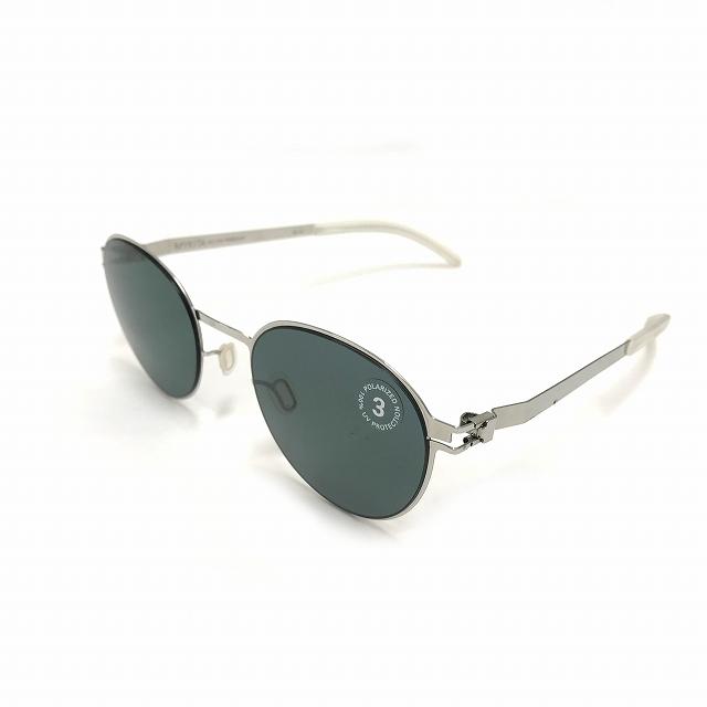 マイキータ MYKITA 1SUN RANDOLPH サングラス 眼鏡 SHINYSILVER NEOPHAN POLARIZED col.051 メンズ 【中古】【ベクトル 古着】 180731 VECTOR×Refine