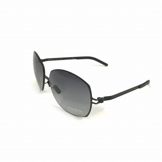 マイキータ MYKITA NO.1 SUN LUCY サングラス 眼鏡 ブラック 黒 BLACK BLACK GRADIENT col.002 メンズ 【中古】【ベクトル 古着】 180803 VECTOR×Refine