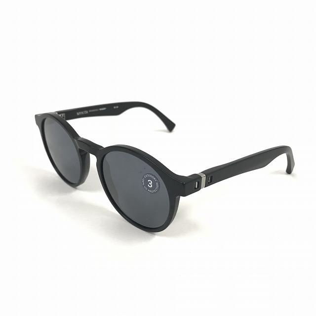 マイキータ MYKITA DECADES NO2 サングラス 眼鏡 BOWERY MATTEDARKBLUE SAPHIREBLUE FLASH col307 メンズ 【中古】【ベクトル 古着】 180804 VECTOR×Refine