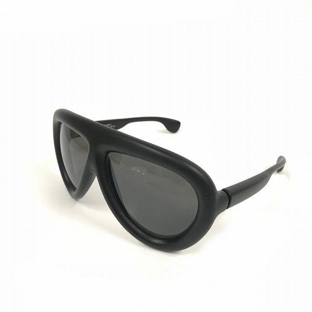マイキータ MYKITA ベルンハルトウィルヘルム bernhard willhelm JACQUESYVES サングラス 眼鏡 ブラック ML1-BLACK MIRROR col.ML1 メンズ 【中古】【ベクトル 古着】 180804 VECTOR×Refine