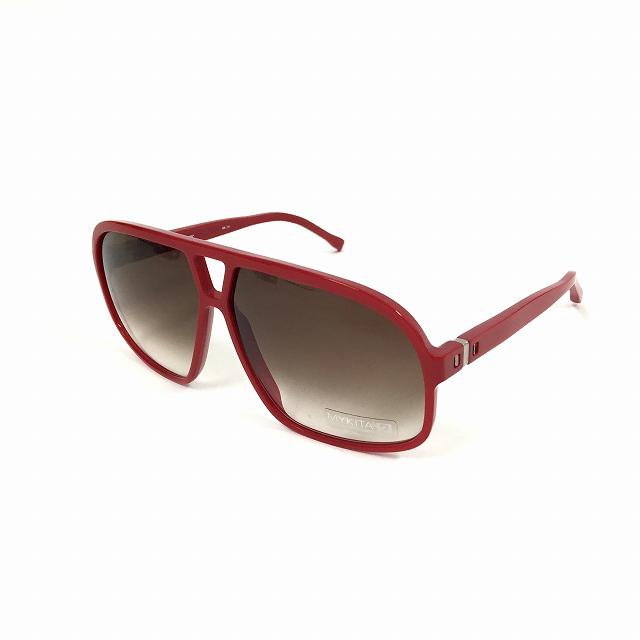 マイキータ MYKITA NO.2 SUN BLAKE サングラス 眼鏡 レッド 赤 RED GRADIENT col.008 メンズ 【中古】【ベクトル 古着】 180804 VECTOR×Refine