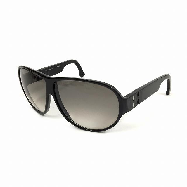 マイキータ MYKITA COLLECTION NO.2 CHLOE サングラス 眼鏡 ブラック 黒 BLACK BLACK GRADIENT col.001 メンズ 【中古】【ベクトル 古着】 180804 VECTOR×Refine