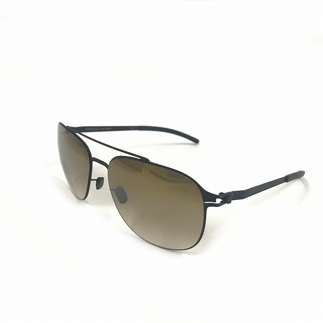 マイキータ MYKITA THIBAULT サングラス 眼鏡 ブラック 黒 BLACK BRONZE GRADIENT FLASH col.002 メンズ 【中古】【ベクトル 古着】 180805 VECTOR×Refine