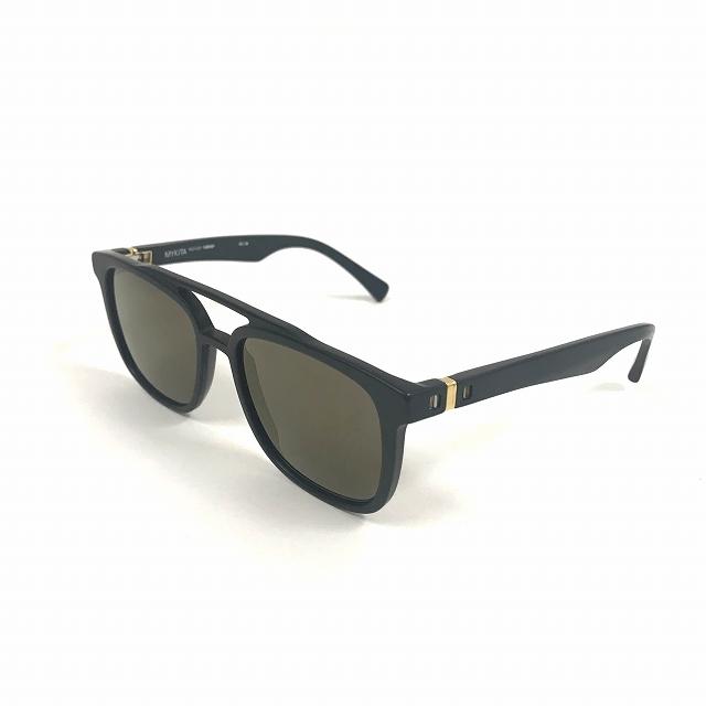 マイキータ MYKITA NO.2 SUN JARVIS サングラス 眼鏡 マットブラック MATTEBLACK BRILLIANTGREY SOLID col.301 メンズ 【中古】【ベクトル 古着】 180805 VECTOR×Refine