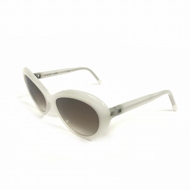 マイキータ MYKITA 2SUN JOANIE サングラス 眼鏡 ホワイト 白 CREAMWHITE GRADIENT col.907 メンズ 【中古】【ベクトル 古着】 180805 VECTOR×Refine