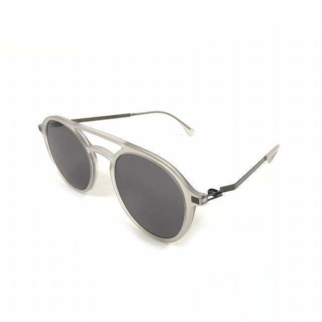 マイキータ MYKITA LITE SUN TUPIT サングラス 眼鏡 C8-COCONUTWATER/SHINYGRAPHITE DARKPURPLE FLASH col.921 メンズ 【中古】【ベクトル 古着】 180805 VECTOR×Refine