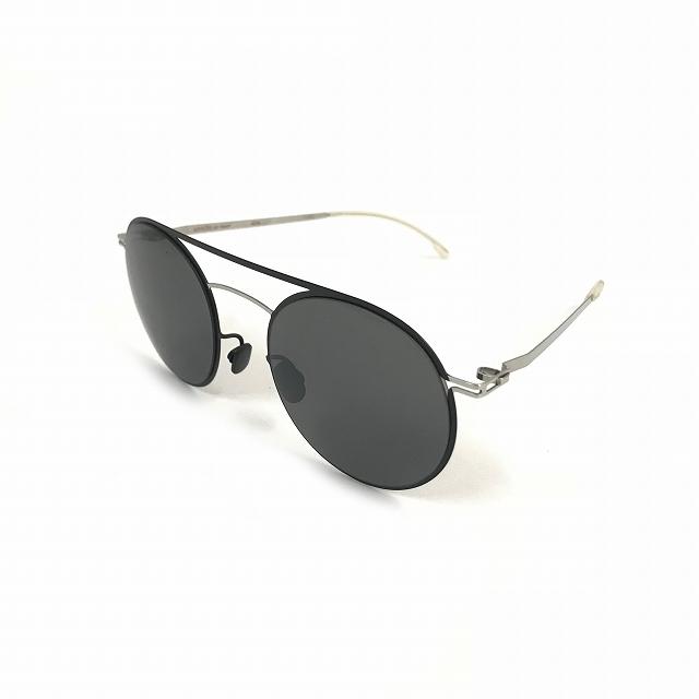 マイキータ MYKITA LITE SUN ROALD サングラス 眼鏡 SILVER/BLACK GREY FLASH col.052 メンズ 【中古】【ベクトル 古着】 180805 VECTOR×Refine