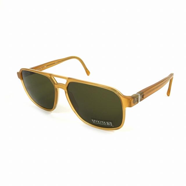 マイキータ MYKITA NO.2 REMY サングラス 眼鏡 AMBER FERN SOLID col.702 メンズ 【中古】【ベクトル 古着】 180805 VECTOR×Refine
