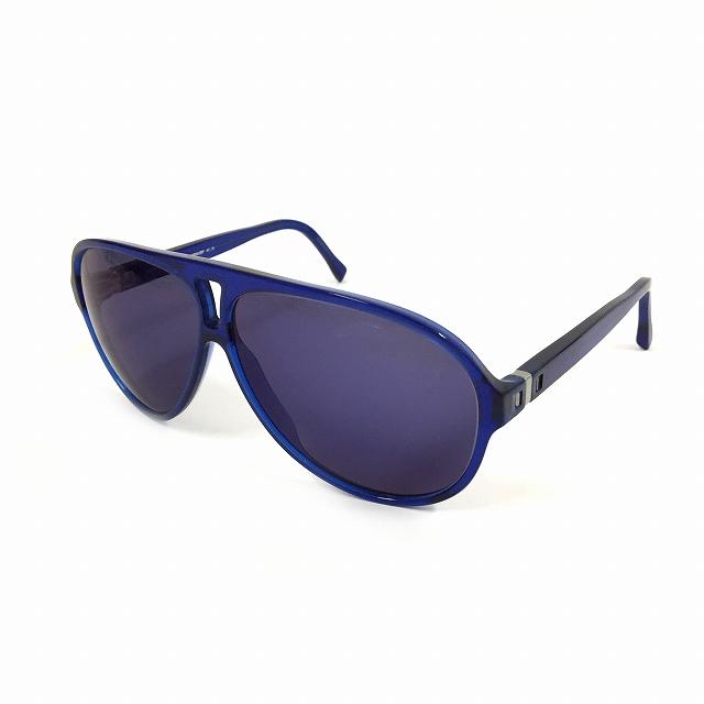 マイキータ MYKITA NO.2 SPENCER サングラス 眼鏡 ブルー INKBLUE SOLID col.913 メンズ 【中古】【ベクトル 古着】 180806 VECTOR×Refine