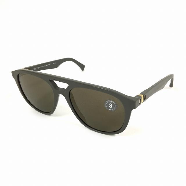マイキータ MYKITA DECADES NO.2 SULLIVAN サングラス 眼鏡 グレー MATTEGREY BRILLIANTGREY SOLID col.302 メンズ 【中古】【ベクトル 古着】 180806 VECTOR×Refine