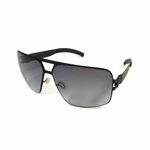 マイキータ MYKITA NO.1 SUN TYRONE サングラス 眼鏡 ブラック BLACK BLACK GRADIENT col.002 メンズ 【中古】【ベクトル 古着】 180806 VECTOR×Refine