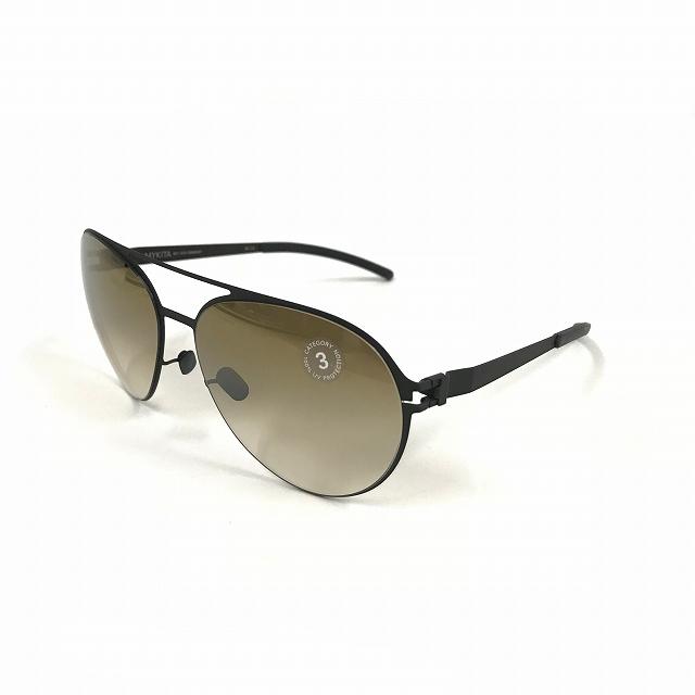 マイキータ MYKITA NO.1 SUN SAMSON サングラス 眼鏡 BLACK BRONZE GRADIENT FLASH col.002 60□15 メンズ 【中古】【ベクトル 古着】 180807 VECTOR×Refine