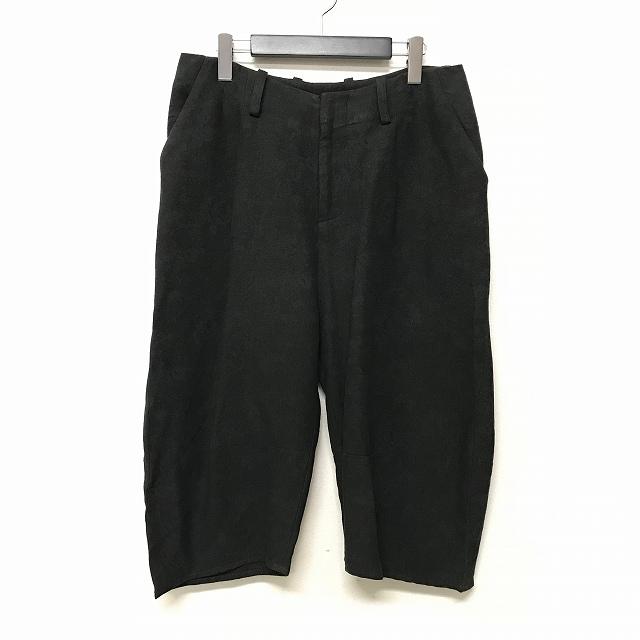 インアスカ INAISCE SPRING SHORT PANTS ショーツ ハーフパンツ グレー 3 メンズ 【中古】【ベクトル 古着】 180810 VECTOR×Refine