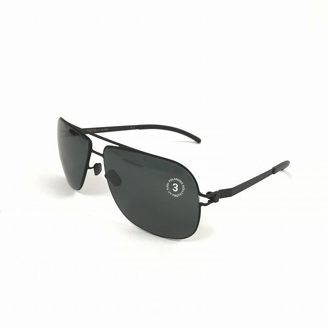 マイキータ MYKITA 1SUN ROLF サングラス 眼鏡 BLACK BLACK POLARIZED col.002 メンズ 【中古】【ベクトル 古着】 180811 VECTOR×Refine