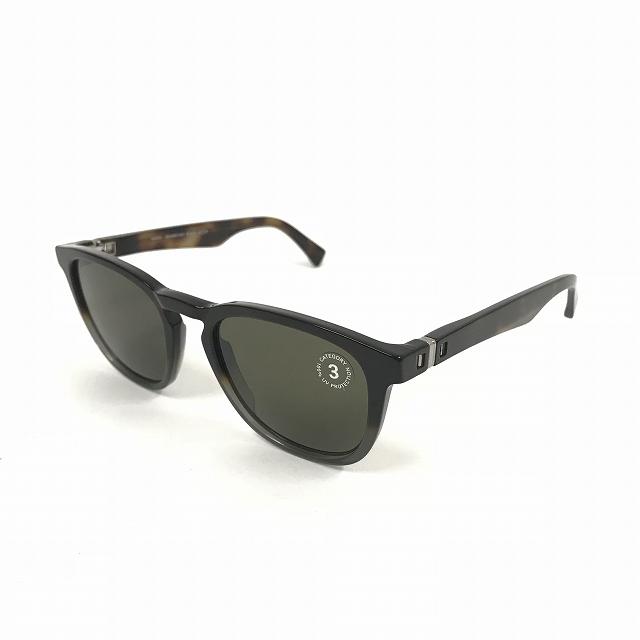 マイキータ MYKITA DECADES NO.2 BENSON サングラス 眼鏡 SANTIAGOGRADIENT RAWGREEN SOLID col.519 メンズ 【中古】【ベクトル 古着】 180811 VECTOR×Refine