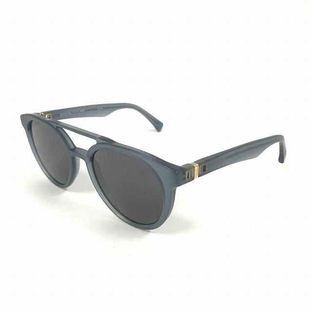 マイキータ MYKITA DECADESSUN GILES サングラス 眼鏡 MATTEBLUEPEARL BRILLIANTBLUE SOLID col.304 メンズ 【中古】【ベクトル 古着】 180811 VECTOR×Refine