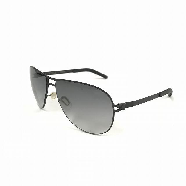 マイキータ MYKITA 1SUN FANNY サングラス 眼鏡 BLACK BLACK GRADIENT col.002 メンズ 【中古】【ベクトル 古着】 180812 VECTOR×Refine