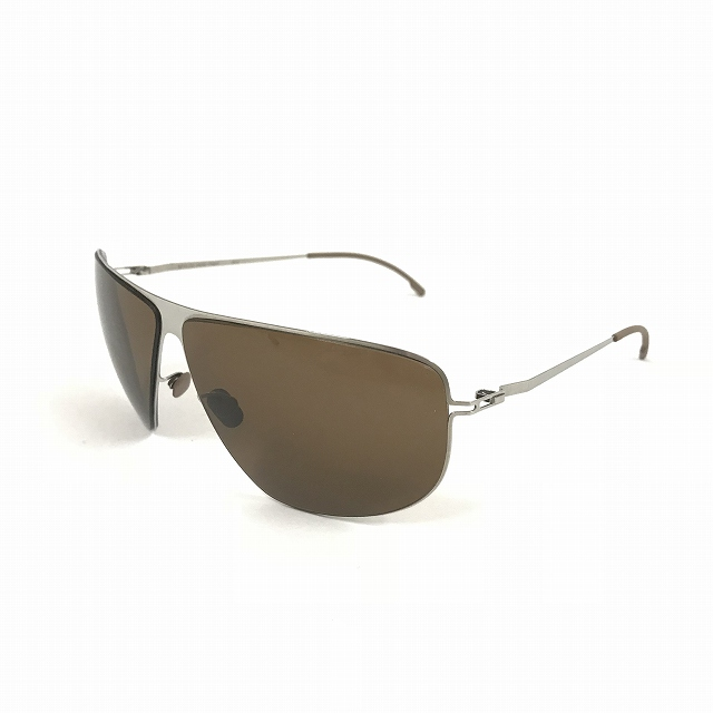 マイキータ MYKITA LITESUN TOMMA サングラス 眼鏡 SHINYSILVER SOLID col.051 メンズ 【中古】【ベクトル 古着】 180812 VECTOR×Refine