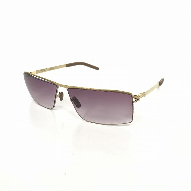 マイキータ MYKITA 1SUN JACOB サングラス 眼鏡 ゴールド GOLDLINE GRADIENT col.008 メンズ 【中古】【ベクトル 古着】 180816 VECTOR×Refine