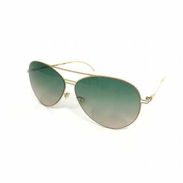 マイキータ MYKITA ベルンハルトウィルヘルム bernhard willhelm KEITH サングラス 眼鏡 F9-GOLD GRADIENT col.038 メンズ 【中古】【ベクトル 古着】 180816 VECTOR×Refine