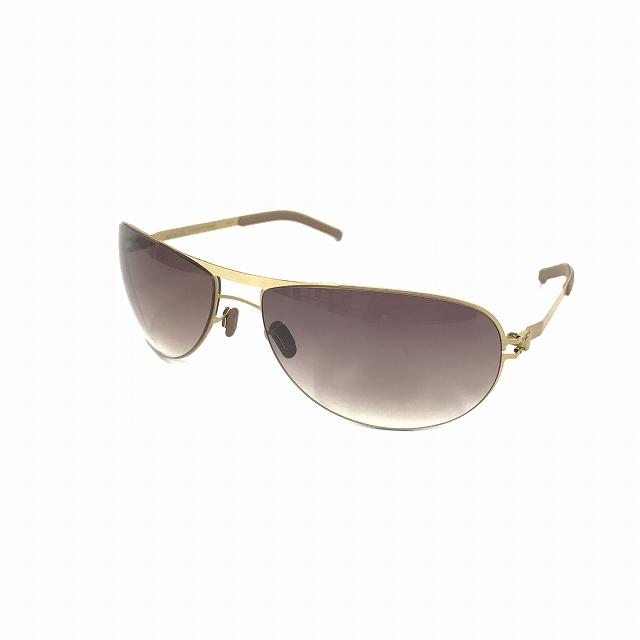 マイキータ MYKITA 1SUN TRAVIS サングラス 眼鏡 MATTGOLD GRADIENT col.14 メンズ 【中古】【ベクトル 古着】 180816 VECTOR×Refine