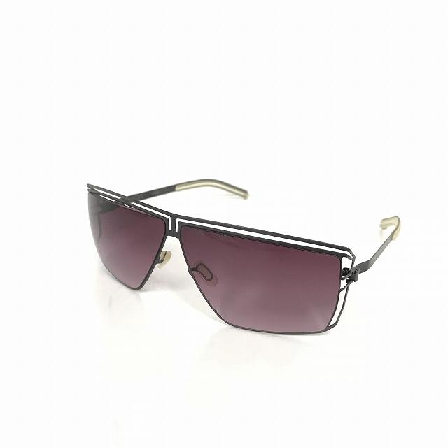 マイキータ MYKITA ANAIS サングラス 眼鏡 ブラック BLACK パープル PURPLE メンズ 【中古】【ベクトル 古着】 180816 VECTOR×Refine