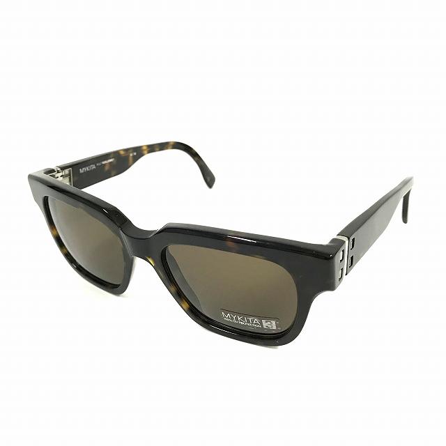 マイキータ MYKITA NO.2 SUN GUILLERMO サングラス 眼鏡 TOBAGO BROWN SOLID col.602 メンズ 【中古】【ベクトル 古着】 180816 VECTOR×Refine