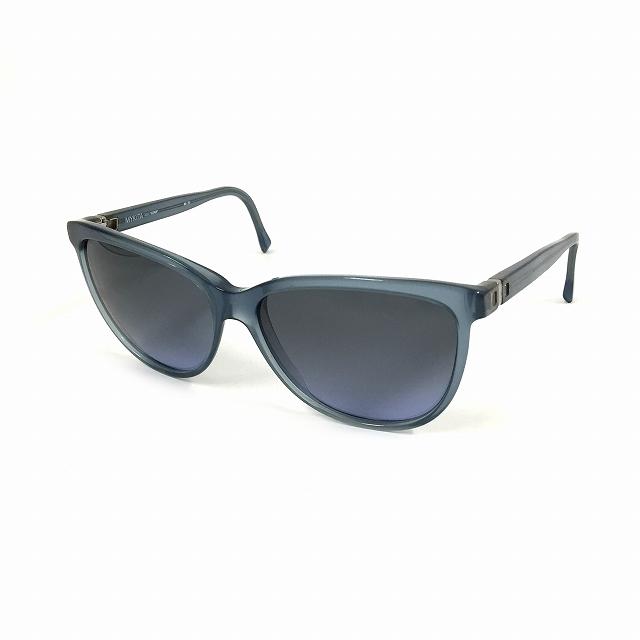 マイキータ MYKITA COLLECTION NO.2 LUNA サングラス 眼鏡 ブルー BLUEPEARL GREEN/BLUE GRADIENT col.705 メンズ 【中古】【ベクトル 古着】 180816 VECTOR×Refine