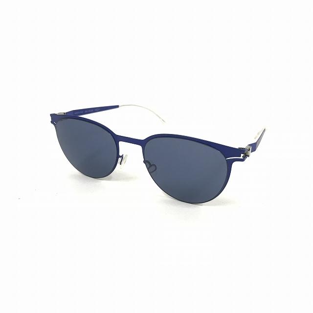 マイキータ MYKITA FIRSTSUN BELUGA サングラス 眼鏡 R9-INTERNATIONALBLUE SAPHIREBLUE SOLID col.231 メンズ 【中古】【ベクトル 古着】 180817 VECTOR×Refine