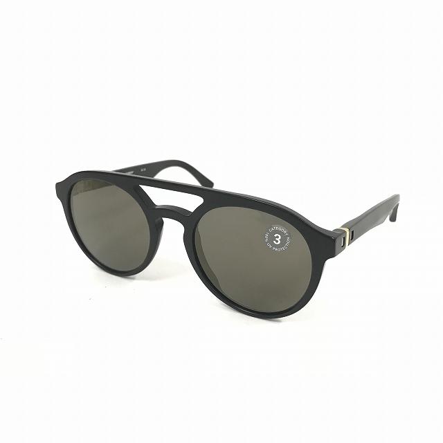 マイキータ MYKITA DECADESSUN ELDRIDGE サングラス 眼鏡 MATTEBLACK BRILLIANTGREY SOLID col.301 メンズ 【中古】【ベクトル 古着】 180817 VECTOR×Refine