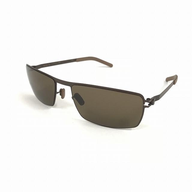 マイキータ MYKITA NO.1 CHRIS サングラス 眼鏡 ブラウン BROWN SOLID col.95 メンズ 【中古】【ベクトル 古着】 180817 VECTOR×Refine