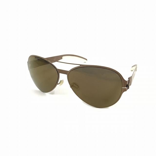 マイキータ MYKITA ベルンハルトウィルヘルム bernhard willhelm FRITZ サングラス 眼鏡 F35-COPPER COPPER FLASH メンズ 【中古】【ベクトル 古着】 180818 VECTOR×Refine